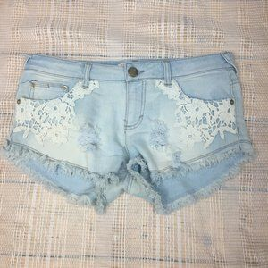 3/$20 No Boundaries Shorts